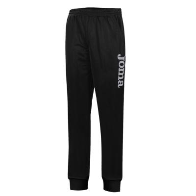 Pantaloni lungi Joma Polyfleece Suez negru