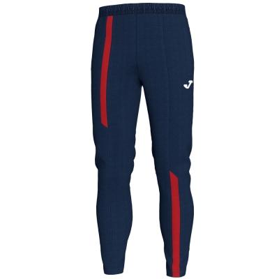 Pantaloni lungi Joma Supernova bleumarin inchis-rosu