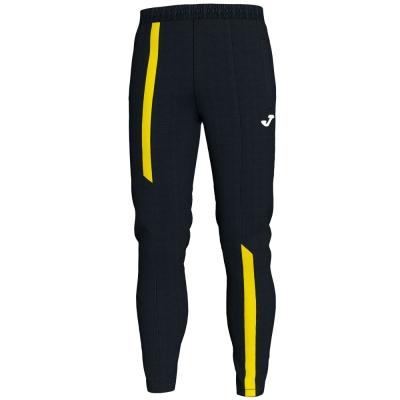 Pantaloni lungi Joma Supernova negru-galben
