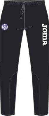 Pantaloni lungi Joma antrenament Toulouse negru -no Pockets-