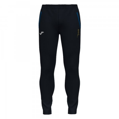 Pantaloni lungi Sort Free Time Joma bumbac Atalanta Dea negru