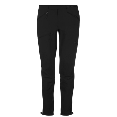 Pantaloni Mammut Courmayeu pentru Femei negru