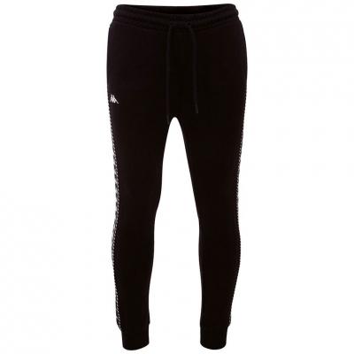 Pantaloni Man Kappa IRENEUS negru 309010 19-4006