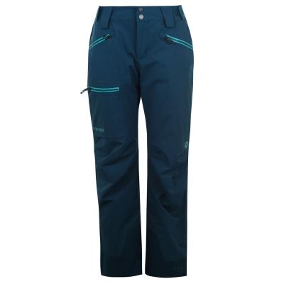 Pantaloni Ski Marmot Refuge pentru femei verde