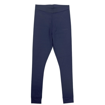 Pantaloni Mulati Campri termic Unisex pentru copii bleumarin