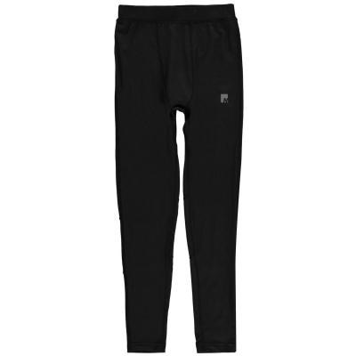 Pantaloni Nevica Meribel termic pentru baietei negru