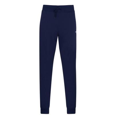 Pantaloni New Balance Balance Pigment bleumarin