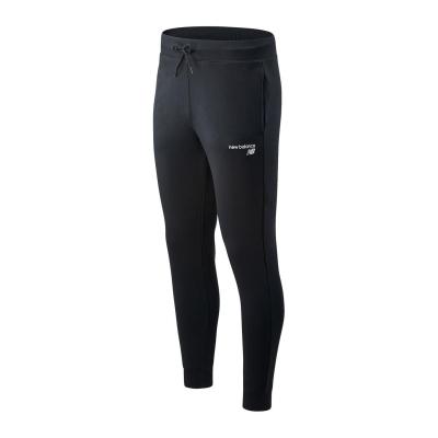 Pantaloni New Balance C C F PGM PIGMENT SMAL negru