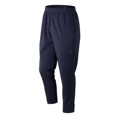 Pantaloni New Balance Core alergare pentru Barbati bleumarin
