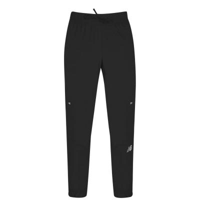 Pantaloni New Balance Run negru