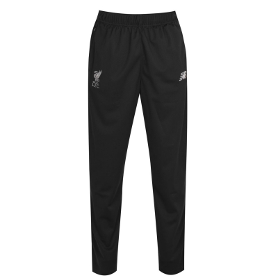 Pantaloni New Balance Liverpool fotbal Club 2 pentru Barbati negru