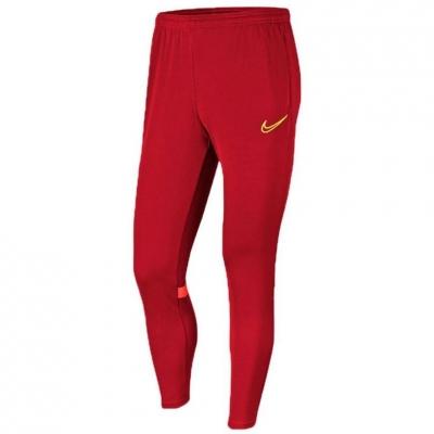 Pantaloni Nike Dri-FIT Academy 21 rosu CW6122 687 pentru Barbati