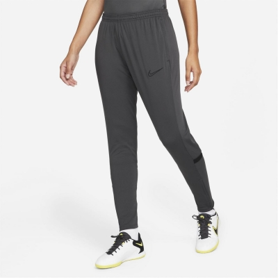 Pantaloni Nike Academy Soccer pentru femei gri