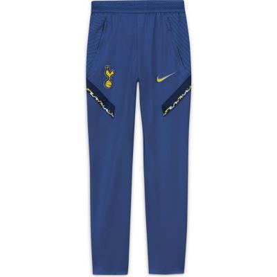 Pantaloni Nike Hotspur Strike pentru baietei bleumarin galben