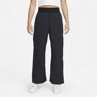 Pantaloni Nike NSW ICN CLSH WVN HR crem