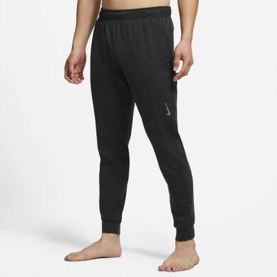 Pantaloni Nike Yoga Dri-FIT pentru Barbati negru