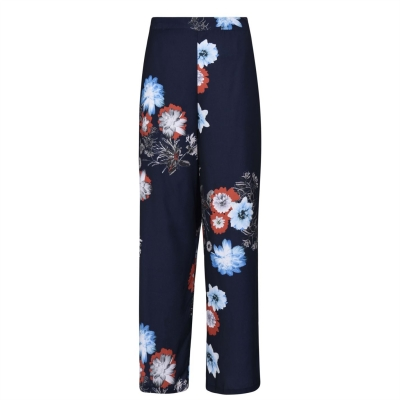 Pantaloni Only Malina bleumarin