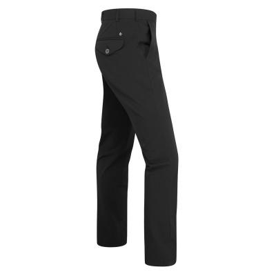 Pantaloni Oscar Jacobson Slim Fit negru