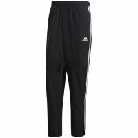 Pantaloni Adidas Tiro 19 Woven negru D95951 barbati teamwear adidas teamwear