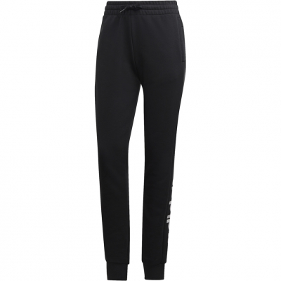 Pantaloni Adidas W Essentials Linear negru DP2398 femei