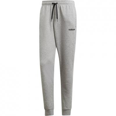 Pantaloni barbati Adidas Essentials Plain T FL gri DQ3061