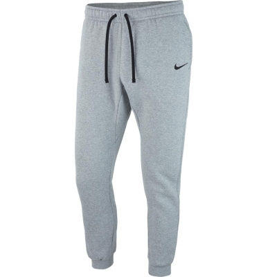 Pantaloni barbati Nike M CFD FLC TM Club 19 gri AJ1468 063