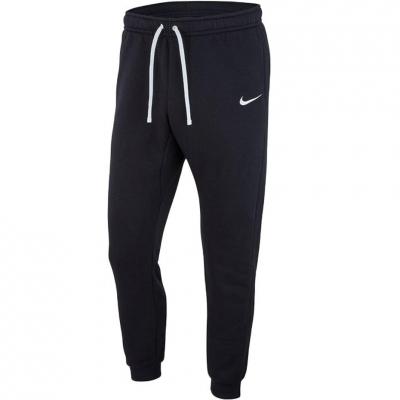 Pantaloni barbati Nike M CFD FLC TM Club 19 negru AJ1468 010