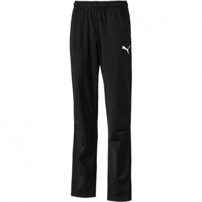 Pantaloni For Puma Liga antrenament Core negru 655774 03 pentru baieti barbati