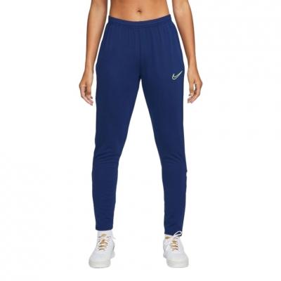 Pantaloni Pantaloni Nike Dri-Fit Academy 21 Kpz bleumarin CV2665 492 pentru femei