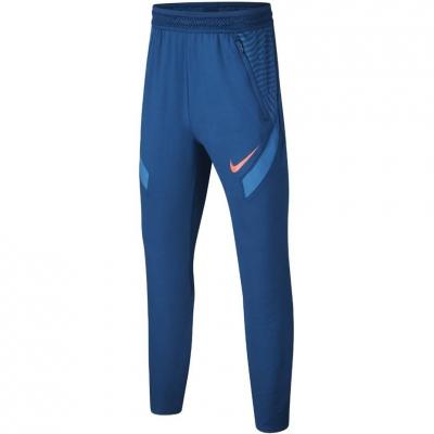 Pantaloni Pantaloni Nike Dry Strike KP barbati albastru CD0566 432
