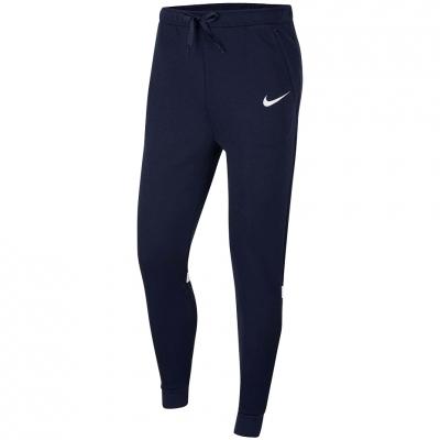 Pantaloni Pantaloni Nike Flecee Strike 21 KPZ bleumarin CW6336 451 pentru Barbati