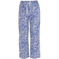 Pantaloni pijama Cote De Moi Flannel pentru Femei