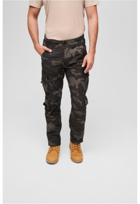 Pantaloni Pure Slim Fit camuflaj Brandit