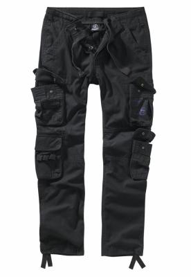 Pantaloni Pure Slim Fit negru Brandit