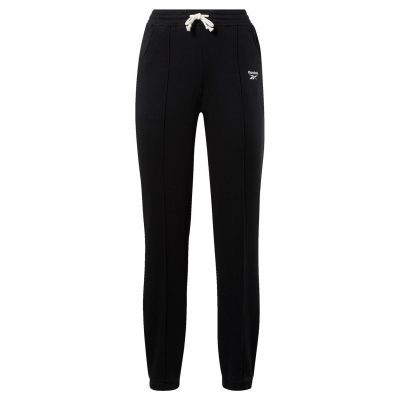 Pantaloni Reebok antrenament Essentials female negru