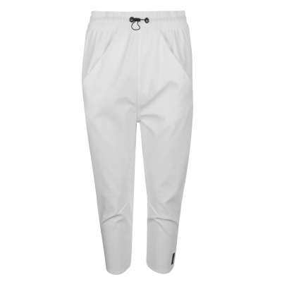 Pantaloni Reebok antrenament Supply 7/8 alb