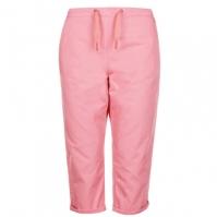 Pantaloni Rock and Rags Poplin Crop pentru Femei