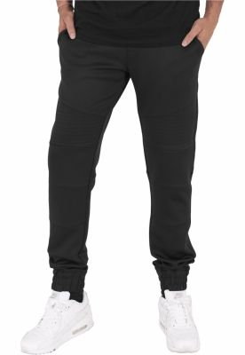 Pantalon trening scuba negru Urban Classics