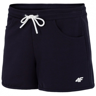 Pantaloni scurti 4F bleumarin NOSH4 SKDD001 31S pentru femei