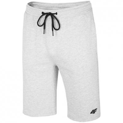Pantaloni scurti 4F Cold Light gri NOSH4 SKMD001 27M pentru Barbati