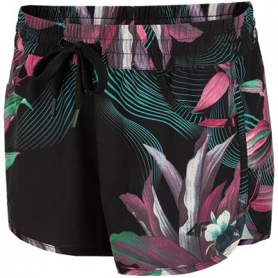 Pantaloni scurti 4F Multicolor Allover 2 H4L21 SKDT002 92A pentru femei
