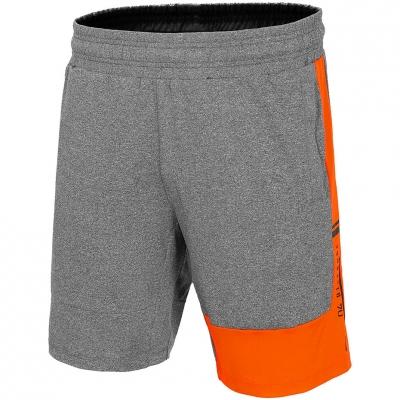 Pantaloni scurti 4F portocaliu Functional H4L20 SKMF013 70S pentru Barbati