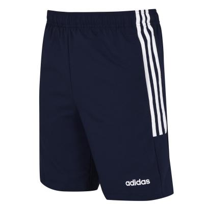 Pantaloni scurti adidas 3-Stripes pentru Barbati bleumarin alb