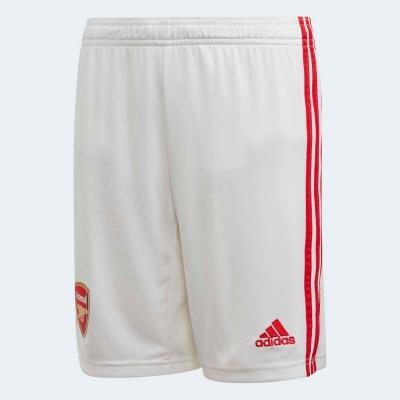 Pantaloni scurti adidas Arsenal Acasa 2019 2020 pentru copii alb