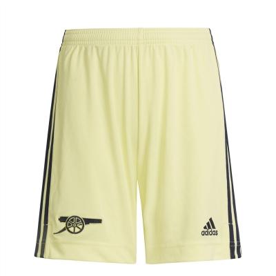 Pantaloni scurti adidas Arsenal Away 2021 2022 pentru copii galben