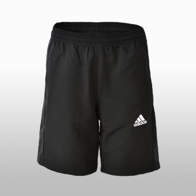 Sort negru adidas Coref Wov Sh Y M35337 Baietei