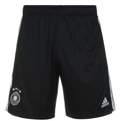 Pantaloni scurti adidas Germania Acasa 2020 negru