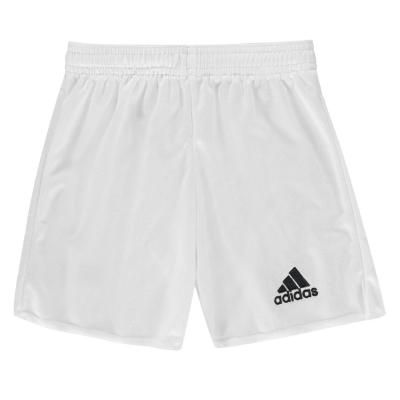 Pantaloni scurti adidas Parma pentru baietei alb