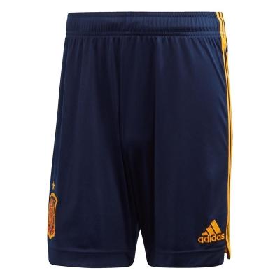 Pantaloni scurti adidas Spania Acasa 2020 albastru