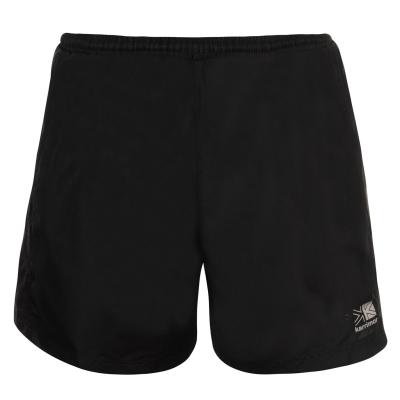 Pantaloni scurti alergare Karrimor pentru Barbati negru